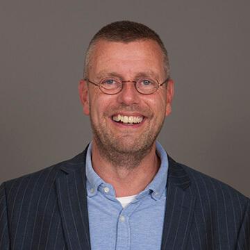 Erik van der Ploeg, Director Business Development Shared Ambition