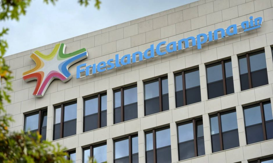 FrieslandCampina, referentie Shared Ambition